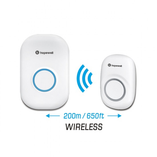 Hopewell Wireless DoorBell DF-661 (200m)