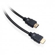 IOGEAR GHDC200A Certified Premium 4K HDMI 2.0 Cable 0.5m