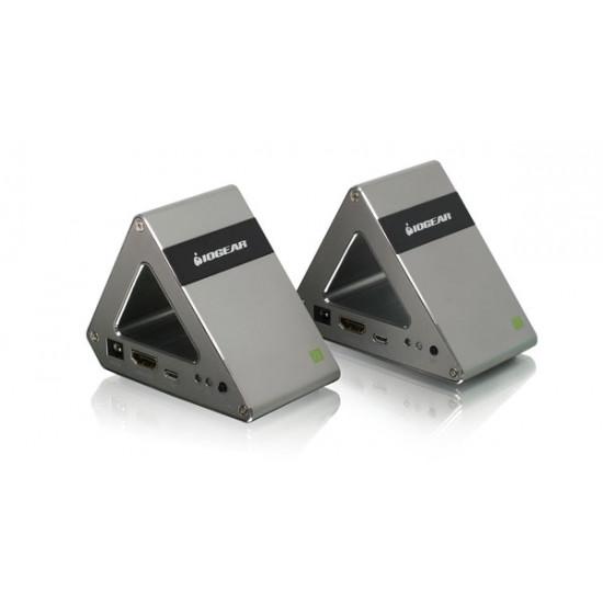 IOGEAR Wireless 4K HDMI Extender 60GHz GW4K30GH60 (60ft)