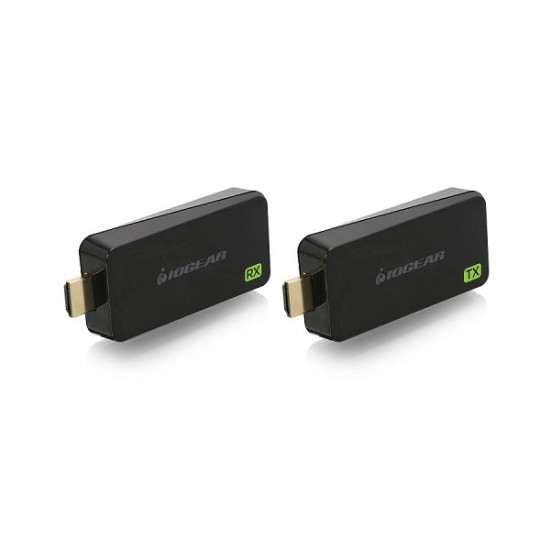 IOGEAR Wireless HDMI Extender GWHD2DKIT (40ft)