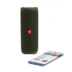 JBL FLIP 5 BLUETOOTH SPEAKER GREEN