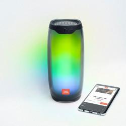 JBL Pulse 4 Bluetooth Speaker - Black