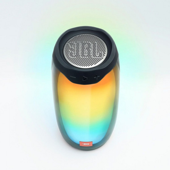 JBL Pulse 4 Bluetooth Speaker - Black