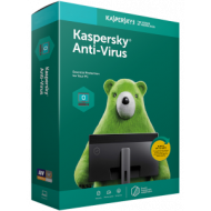 Kaspersky Anti-Virus 3-Year 1-Devices