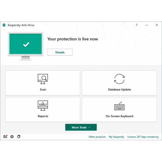 Kaspersky Anti-Virus 3-Year 5-Devices