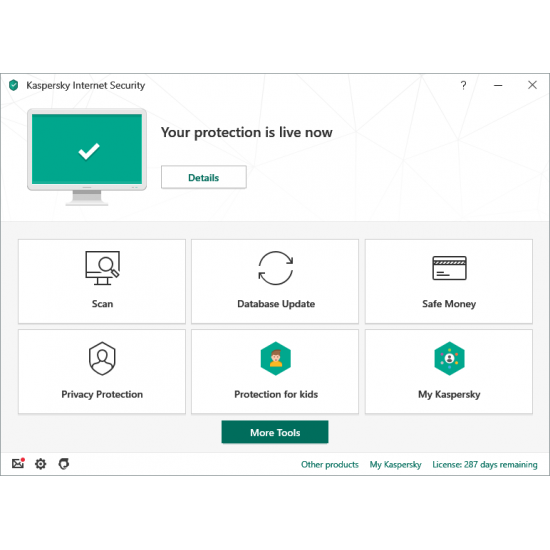 Kaspersky Internet Security (3 Year, 3 Devices)