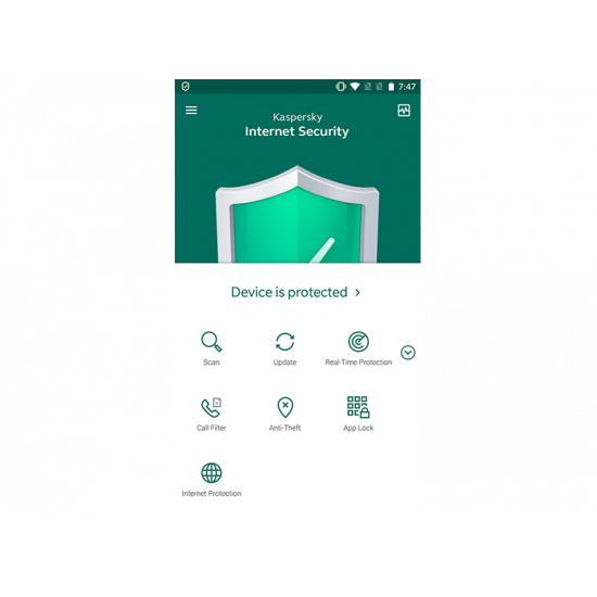 Kaspersky Internet Security (3 Year, 5 Devices)