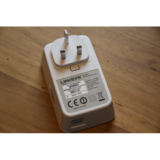 Linksys RE7000 AC1900 WiFi Range Extender
