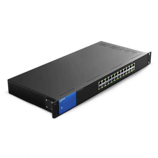 Linksys LGS124 24-Port Gigabit Switch
