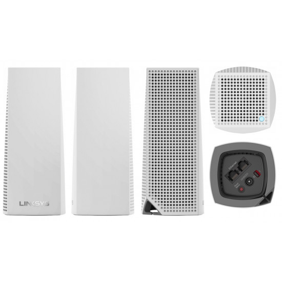 Linksys Velop Mesh WiFi System WHW0303 (3PK) AC6600