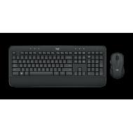 Logitech MK545 Advanced Wireless Combo