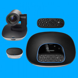 LOGITECH CONFERENCECAM GROUP SET W/MIC
