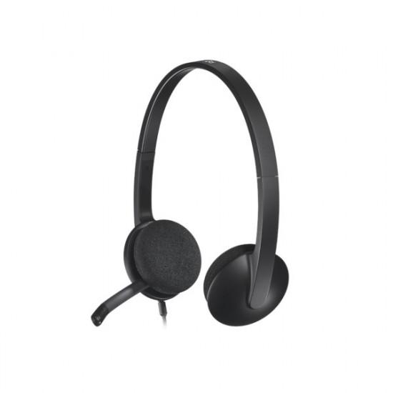 Logitech H340 USB Stereo Headset