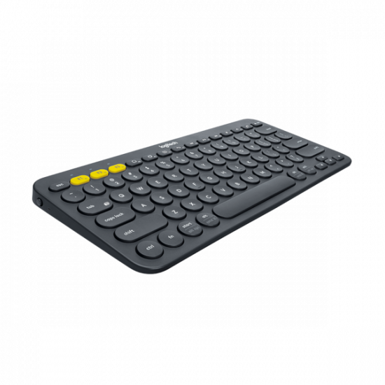 Logitech K380 Multi-device Bluetooth Keyboard Black