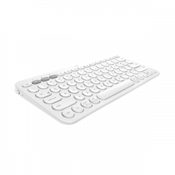 Logitech K380 Multi-device Bluetooth Keyboard Off-white