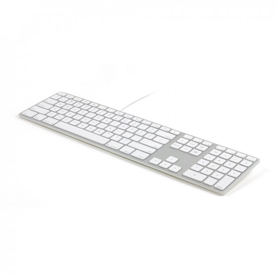 Matias FK318S Wired Aluminum Keyboard for Mac