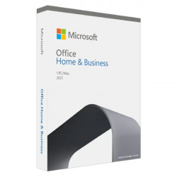 Microsoft Office Home & Business 2021 (English Version)