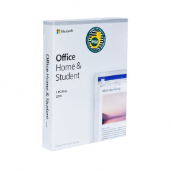 Microsoft Office Home & Student 2019 (1PC/Mac)