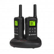Motorola TLKR T60 Walkie Talkie (Dual Pack)