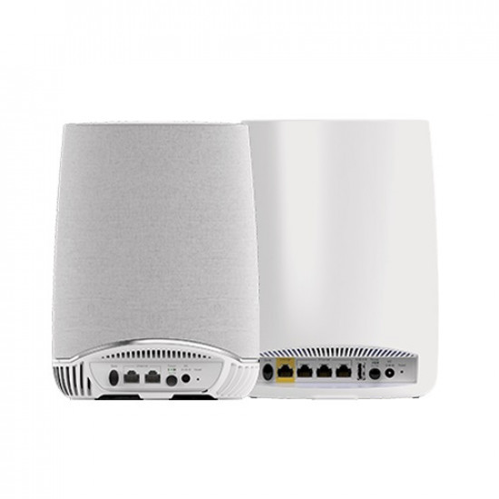 Netgear Orbi Voice RBK50V WiFi System and Smart Speaker