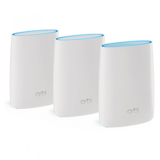 Netgear Orbi RBK53 AC3000 WiFi System