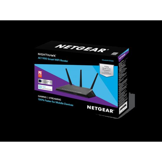 Netgear R7000 Nighthawk AC1900 WiFi Router
