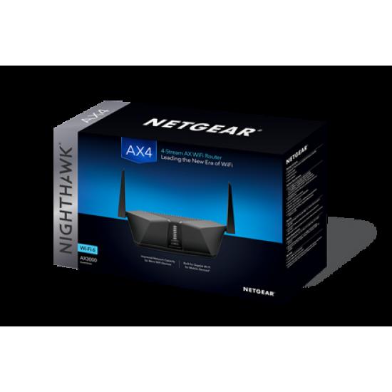 Netgear RAX40 Nighthawk AX4 AX3000 WiFi 6 Router