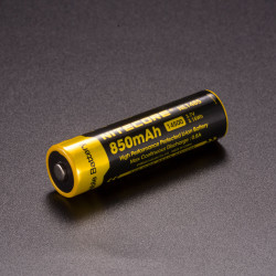 NITECORE NL1485 Rechargeable Battery 14500/850mAh