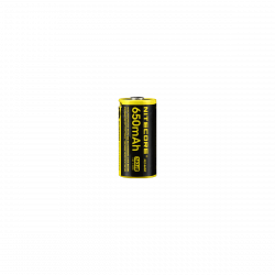NITECORE NL1665R Rechargeable Battery with Micro USB