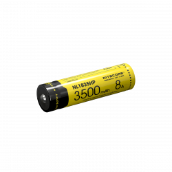 NITECORE NL1835HP Rechargeable Battery