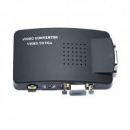 Video / S-Video to VGA Converter