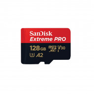 Sandisk Extreme Pro Micro SD UHS-I Card 128GB