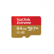 Sandisk Extreme Micro SD UHS-I Card  64GB