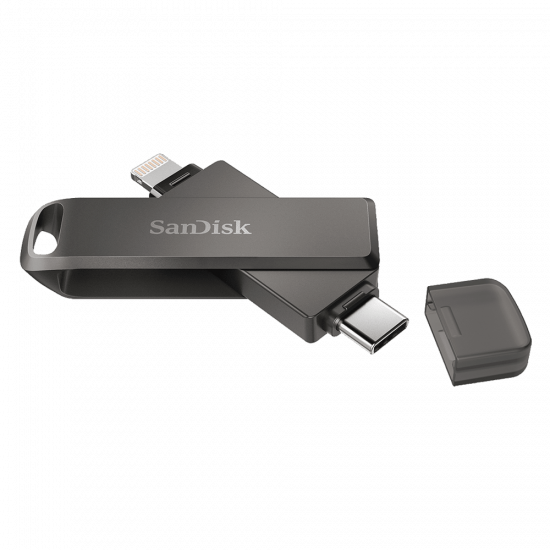 SanDisk iXpand Luxe Flash Drive 256GB