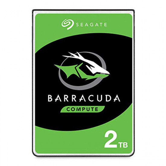 "SEAGATE Barracuda 3.5"" SATA Internal Hard Disk 2TB (ST2000DM008)"