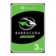 "SEAGATE Barracuda 3.5"" SATA Internal Hard Disk 3TB (ST3000DM007)"