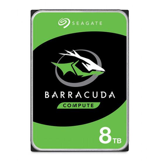 "SEAGATE Barracuda 3.5"" SATA Internal Hard Disk 8TB (ST8000DM004)"