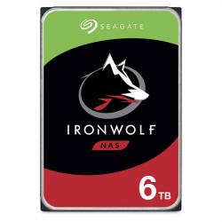 "SEAGATE Iron Wolf NAS 3.5"" SATA Internal Hard Disk 6TB (ST6000VN0033)"