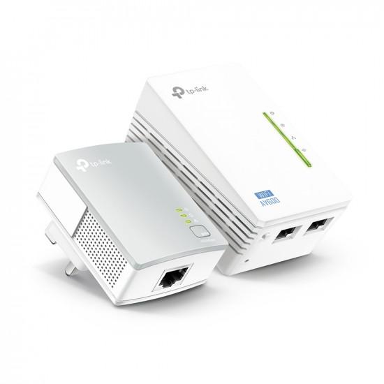 TP-LINK TL-WPA4220 Kit AV600 WiFi Powerline Extender