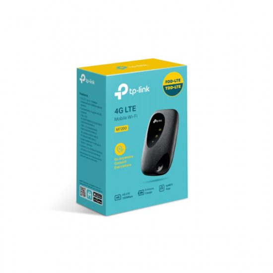 TP-LINK M7200 4G LTE Mobile WIFI (300Mbps)