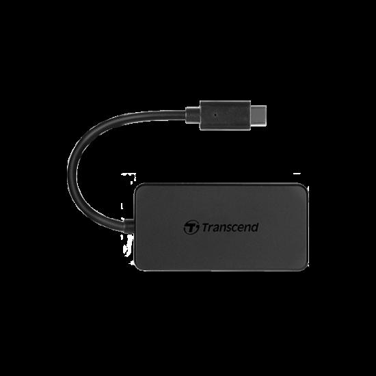 Transcend HUB2C USB Type-C 4-Port Hub