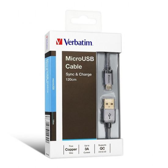 Verbatim Micro USB Cable 120cm