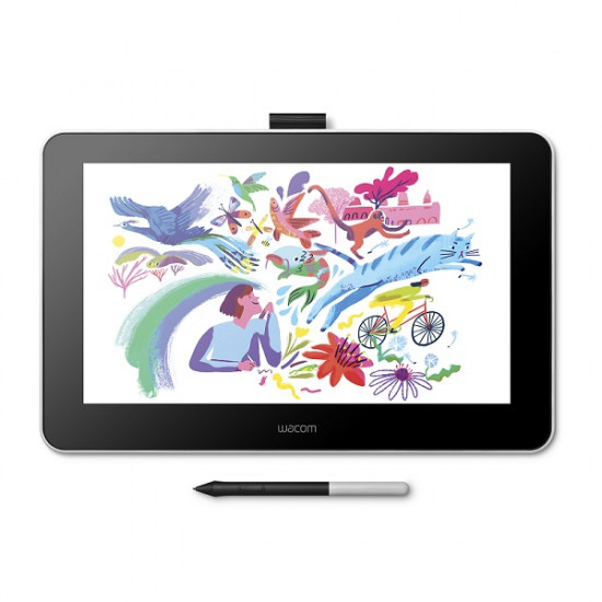 Wacom One Creative Pen Display DTC133W0C