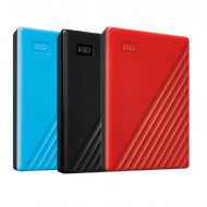 WD My Passport Portable Hard Drive 2TB