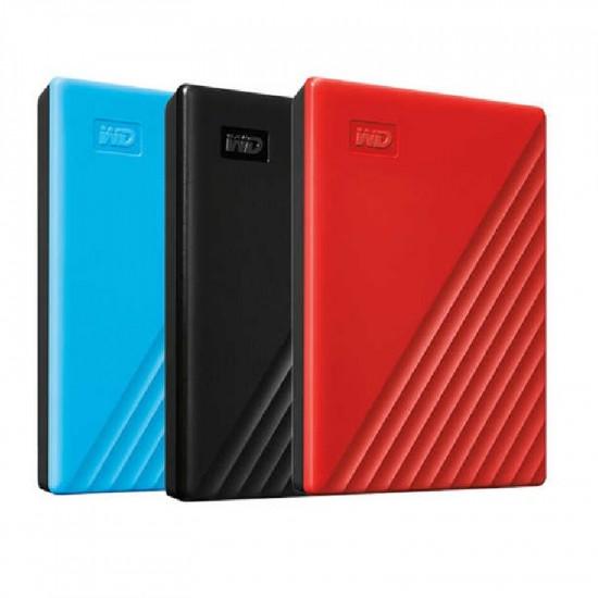 WD My Passport Portable Hard Drive 2TB