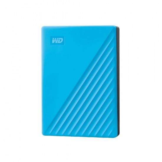 WD My Passport Portable Hard Drive 4TB