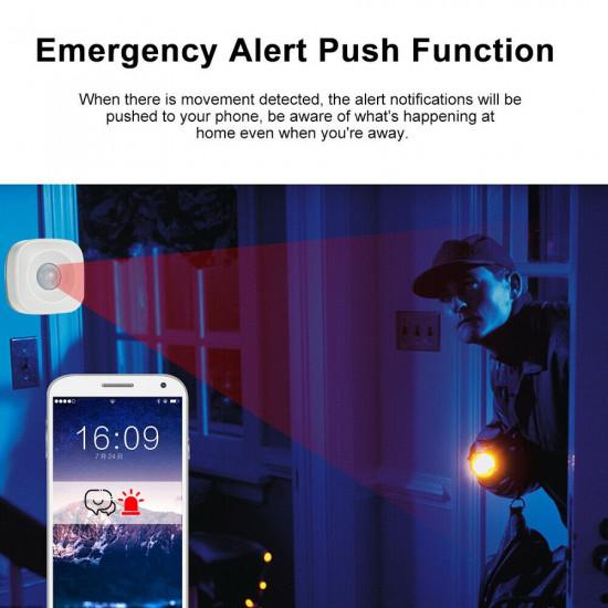 WiFi Smart PIR Motion Sensor