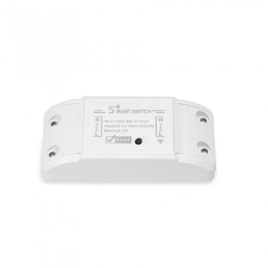 WiFi Smart Switch 10A