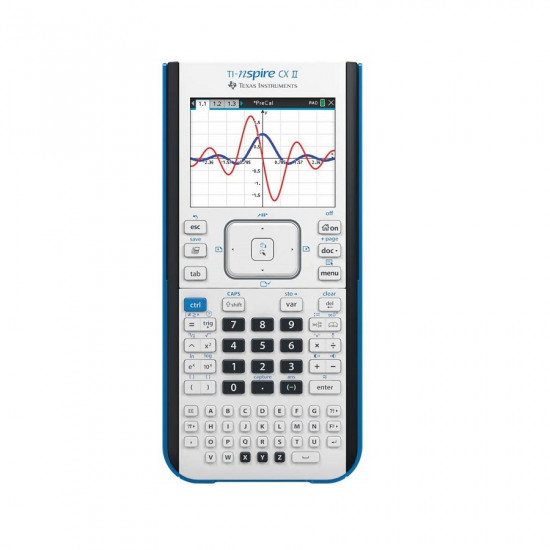 Texas Instruments TI-Nspire CX II Graphing Calculator